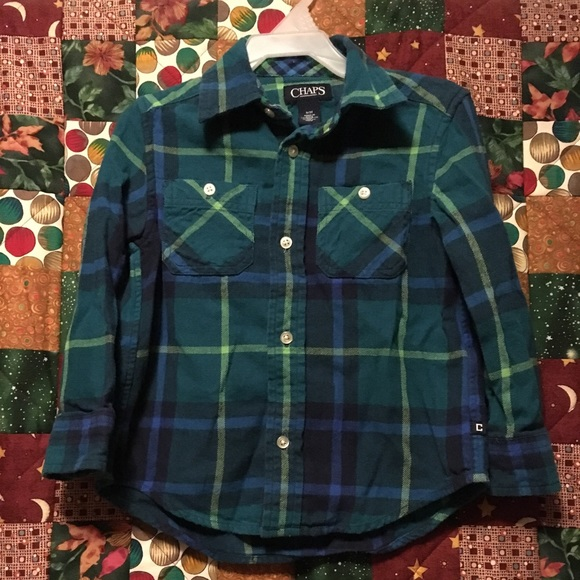 Chaps Other - Chaps Flannel Shirt